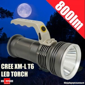 800 lm CREE XM-L T6 LED Torch Flashlight Lamp