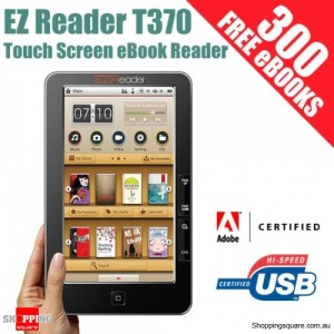 EZReader T730 - Touch screen Colour eBook Reader - Fully Adobe Certified