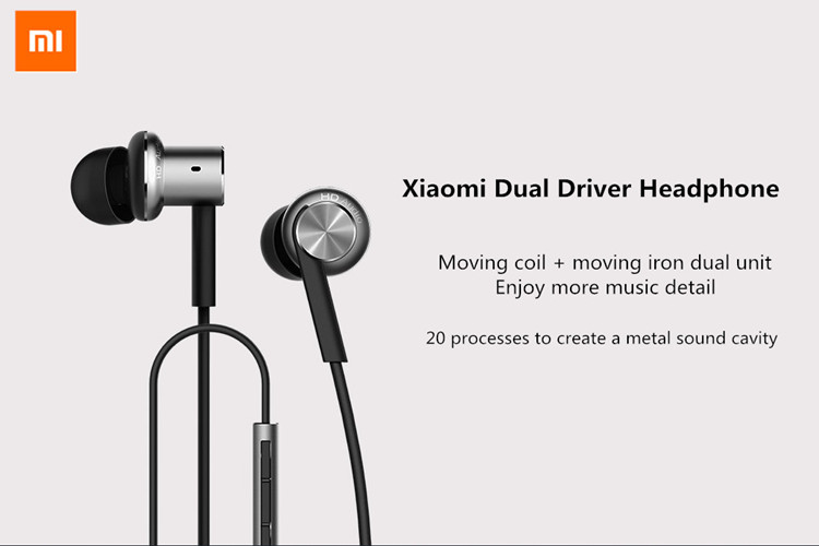 Xiaomi original Dual Driver Headphone