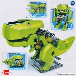 DIY Assemble 4 In 1 Educational Solar Robot Model Building Kits