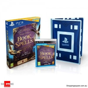 Wonderbook: Book of Spells - PS3