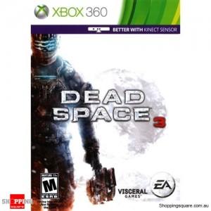 Dead Space 3 - Microsoft Xbox 360