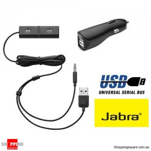 Jabra Streamer Bluetooth Aux Conector 3.5mm for iPhone & Android