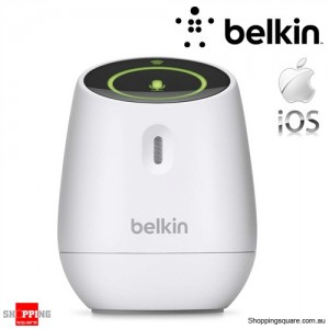 Belkin WeMo Baby IPhone IPad IPod Touch Baby Monitor