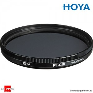 Hoya 86mm Circular Polarizer Glass Filter