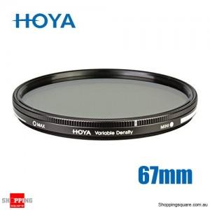 Hoya Variable Density Filter 3-400 67mm