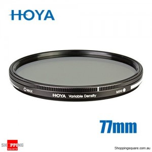 Hoya Variable Density Filter 3-400 77mm