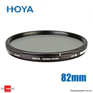 Hoya Variable Density Filter 3-400 82MM