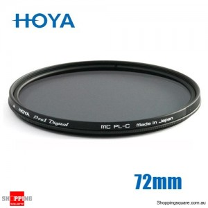 Hoya Pro1 Digital Circular PL Polarizing Filter 72mm