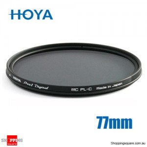 Hoya Pro1 Digital Circular PL Polarizing Filter 77mm