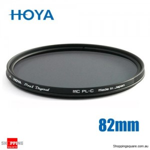 Hoya Pro1 Digital Circular PL Polarizing Filter 82mm