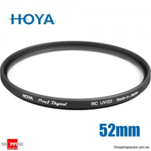 Hoya Ultraviolet (UV) Pro 1 Digital Filter 52mm