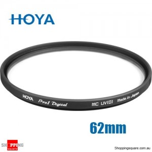Hoya Ultraviolet (UV) Pro 1 Digital Filter 62mm