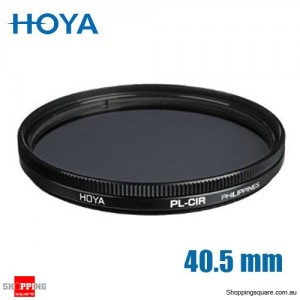 Hoya Circular Polarizer Filter 40.5mm for Camera Lens