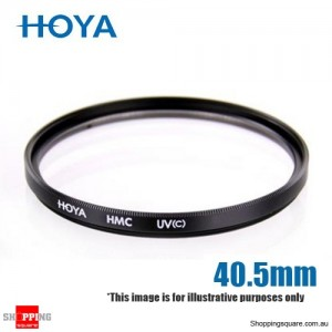 Hoya UV C HMC Digital Slim Frame Multi-Coated Glass Filter 40.5mm