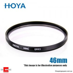 Hoya UV C HMC Digital Slim Frame Multi-Coated Glass Filter 46mm