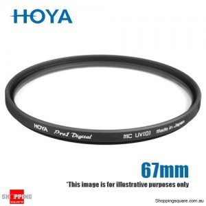 Hoya Ultraviolet (UV) Pro 1 Digital Filter 67mm