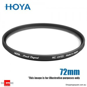 Hoya Ultraviolet (UV) Pro 1 Digital Filter 72mm