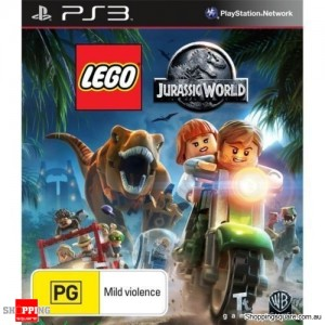 LEGO Jurassic World – PS3