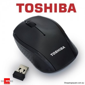 Toshiba W15 Nano Wireless Optical Mouse
