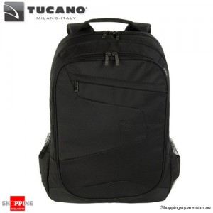 Tucano LATO Backpack Black for Macbook Pro 15 17 inch and Notebook 17 inch