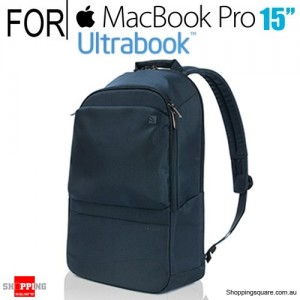 Tucano DRITTA Backpack Blue for Ipad Tablet PC 10 Inch Notebook 15.6 Inch and Ultrabook 15 Inch