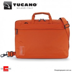 Tucano WORK_OUT Slim 15  for Macbook Pro 15 Inch Orange Colour