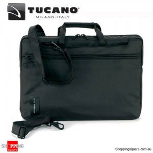 Tucano WORK_OUT Slim 15 for Macbook Pro 15 Inch Black Colour