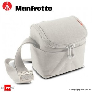 Manfrotto Amica 30 Shoulder Camera Bag for DSLR Stile White Colour