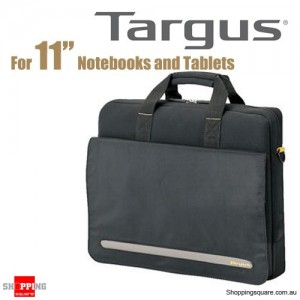 Targus CityGear Slimlite Notebook Case 11-inch Black Colour