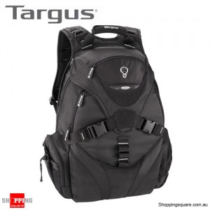 Targus Voyager Backpack for Notebook 17.3 Inch Black Colour