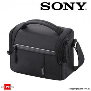 Sony LCS-SL10 Slim and Stylish Carrying Case for NEX Camera Black Colour
