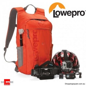 Lowepro Photo Hatchback 16L aw SLR Camera Backpack Pepper Red/Rogue Piment