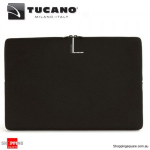 Tucano Second Skin Colore Notebook 13 inch Black Colour