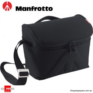 Manfrotto Amica 50 Shoulder Camera Bag for DSLR Lens Flash Black Colour