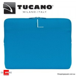 Tucano Second Skin Colore Notebook 15.6 Inch Blue BFC1516