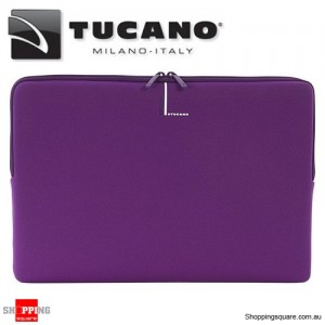 Tucano Second Skin Colore Notebook 15.6 Inch Purple Colour BFC1516-PP