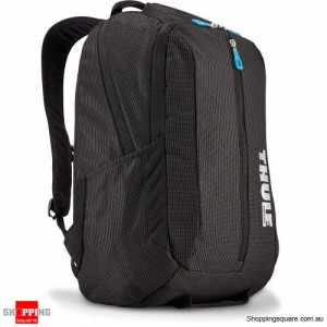 Thule Crossover 25L Backpack for 15 Inch Macbook Pro/Pc + Tablet TCBP-317 Black Colour