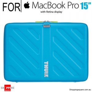 Thule 15 Inch Protection Sleeve Blue for Macbook Pro 15 Inch with Retina Display TAS 115B