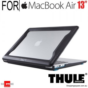 Thule Vectros Protective Bumper Case Black Colour for MacBook Air 13 Inch