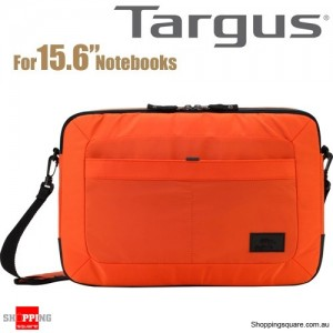 Targus 15.6-inch Bex Slipcase Nasturtium Orange Colour