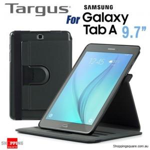 Targus VersaVu Rotating Case for Samsung Galaxy Tab A 9.7 Inch Black Colour