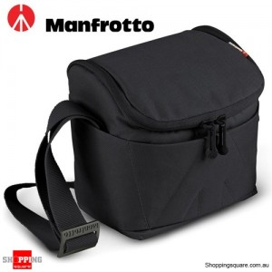 Manfrotto Amica 30 Shoulder Camera Bag for DSLR Stile Black Colour