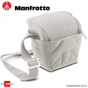 Manfrotto Vivace 20 Holster Shoulder Camera Bag for DSLR Stile White Colour