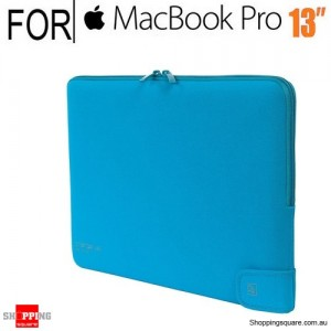Tucano Second skin Charge Up Blue for Macbook Pro & Air 13 Inch