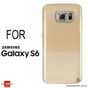 Uunique London Samsung Galaxy S6 Hard Shell Gold