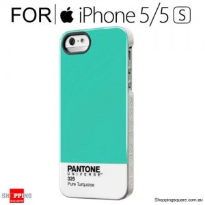 Pantone Universe Iphone 5 Cover Pure Turquoise