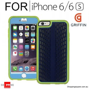 Griffin Identity Performance Traction Case Navy Blue Colour for IPhone 6/6s