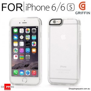 Griffin all Clear Identity 2-Piece Case For iPhone 6/6s