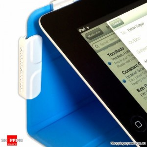 Smarter Stand Clips for iPad - White